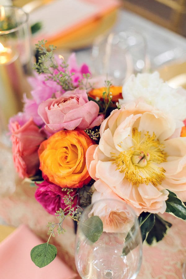 Enchanted Florist, Coral and Pink Flowers, CJ's Off the Square, Amy Nicole  (6)