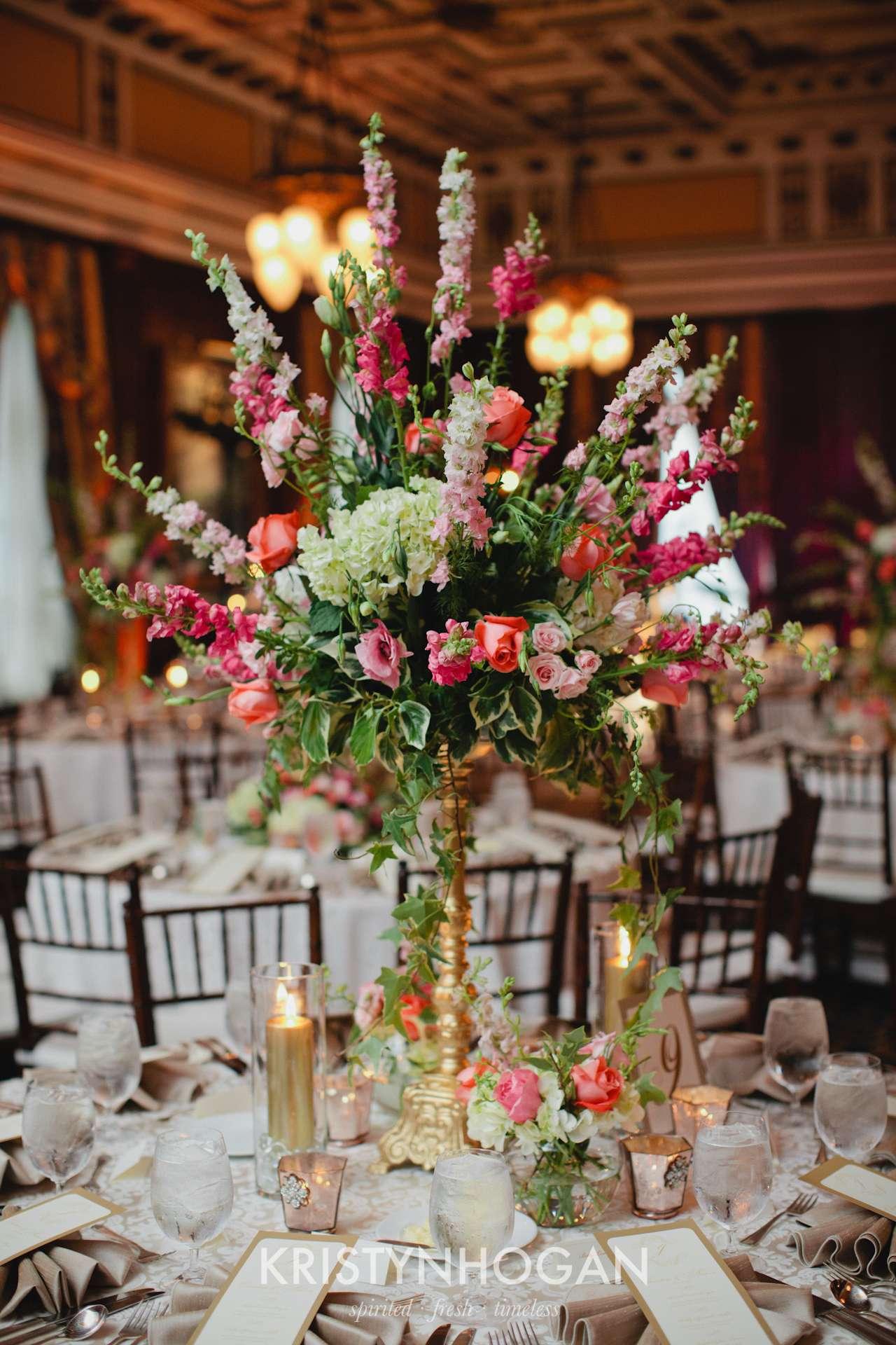 Chillicothe florist wedding