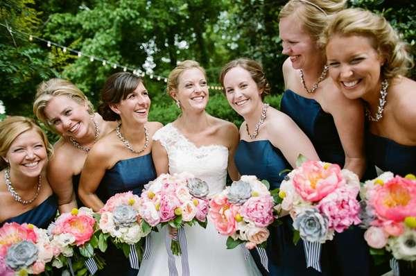 Enchanted Florist, Preppy Garden Wedding, Jenna Henderson  (2)