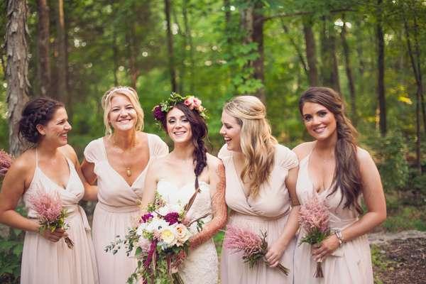 Enchanted Florist, Boho Rustic Wedding Flowers, Krista Lee Photography (50)