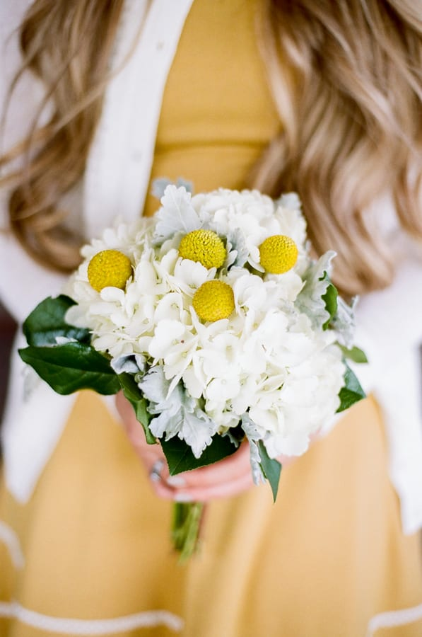 Enchanted florist yellow wedding flowers rustic yellow farm wedding in nashville the enchanted florist mightylinksfo