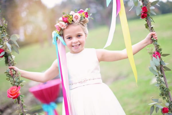 Enchanted Florist, Cotton Candy Inspired Style Shoot, Frozen Exposure Photography (73)