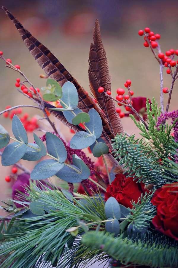 Enchanted Florist, Frozen Inspired Style Shoot, Frozen Exposure Photography (60)