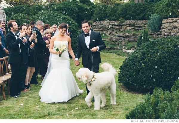 Enchanted Florist, Black and White Wedding at Cheekwood Nashville, HFFL (29)