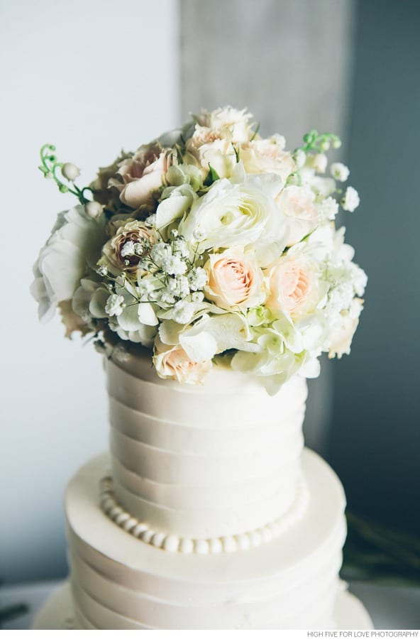 Enchanted Florist, Black and White Wedding at Cheekwood Nashville, HFFL (3)