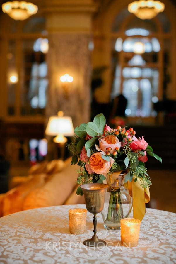 Enchanted Florist, Pink Wedding Downtown Nashville, Kristyn Hogan Photography (20)