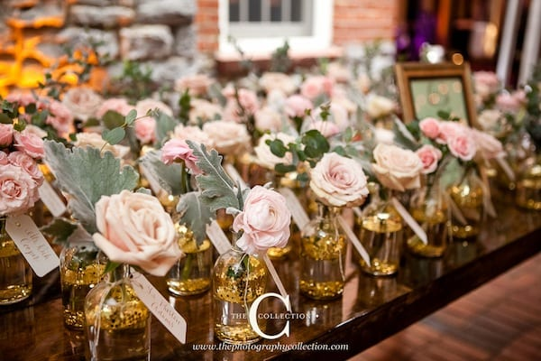 Blush Gold Wedding At Cheekwood Gardens