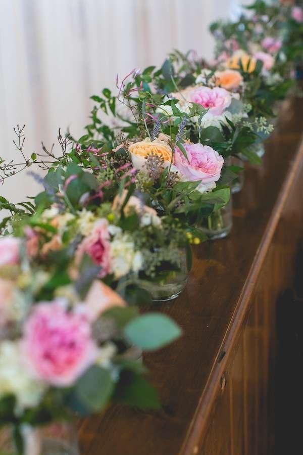 Enchanted Florist, Vintage Boho Wedding, Brianna + Chris, aVenue Nashville, SheHeWe Photography