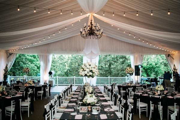 Enchanted Florist Southern Sophistication Riverwood Mansion Wedding