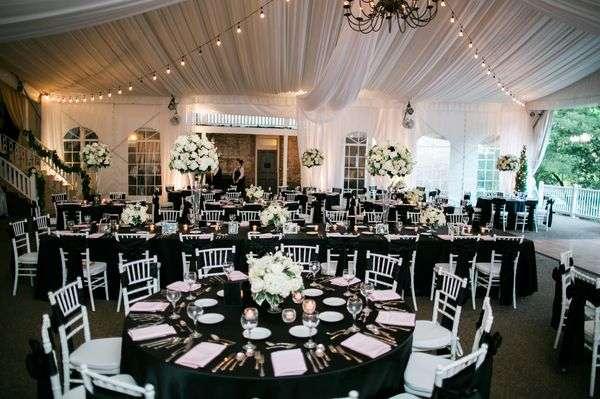 Enchanted Florist, Upscale Nashville Wedding, Jen & Chris Creed (19)
