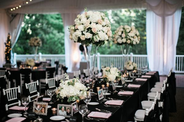 Enchanted Florist, Upscale Nashville Wedding, Jen & Chris Creed (22)
