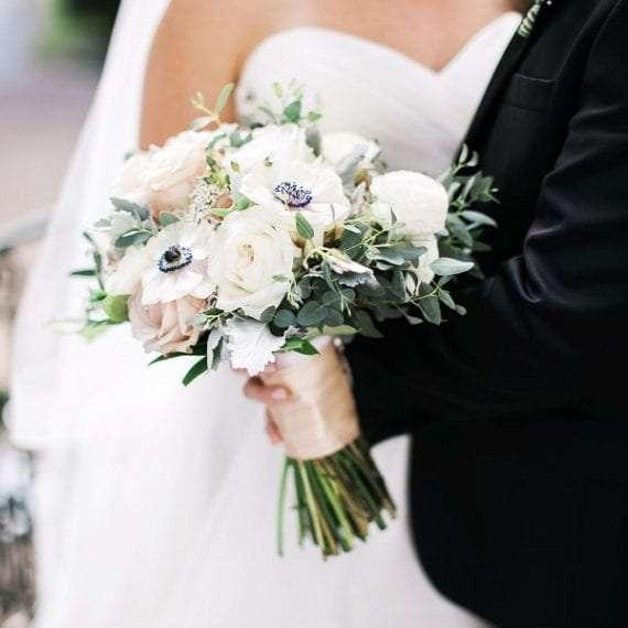 Enchanted Florist TN Luxury Floral Design - beautiful outdoor real wedding