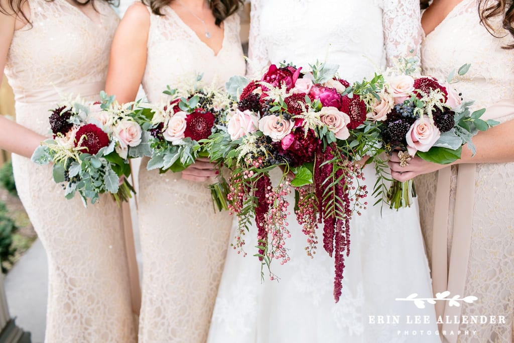 Enchanted Florist | Winter Wedding Flowers