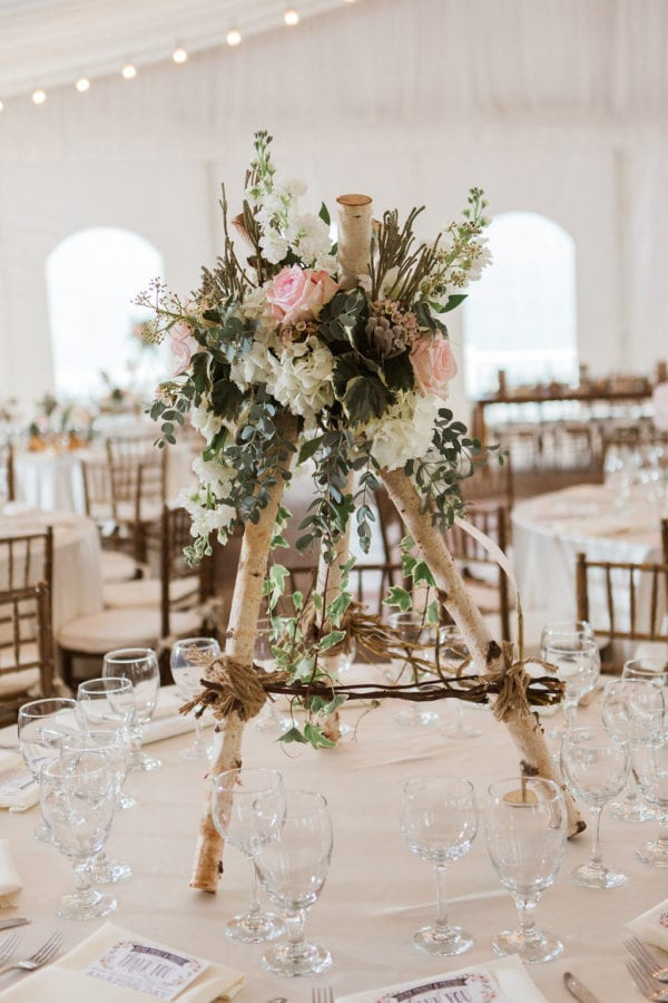 wedding flowers nashville tn enchanted florist beautifully blush wedding at the 9614