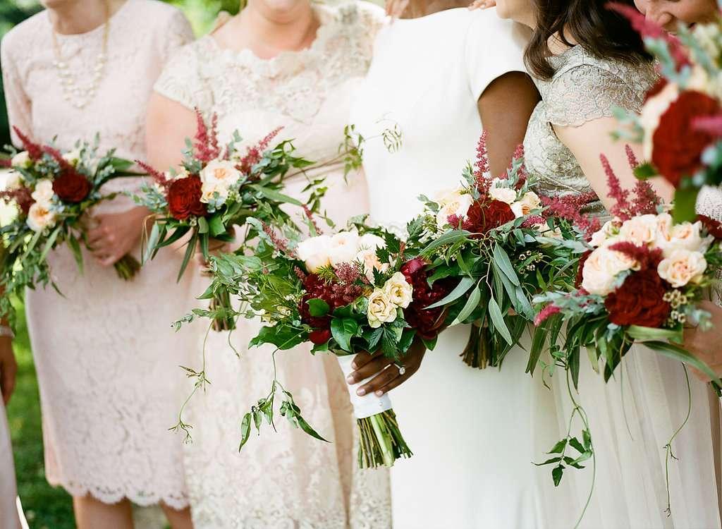 Enchanted Florist Nashville TN real wedding Ashley and David (10)
