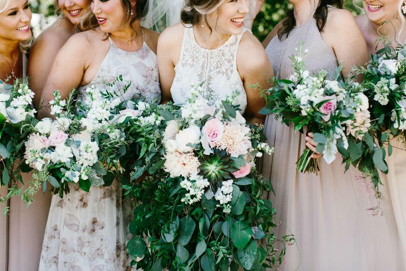 Slide 2 – bridesmaids