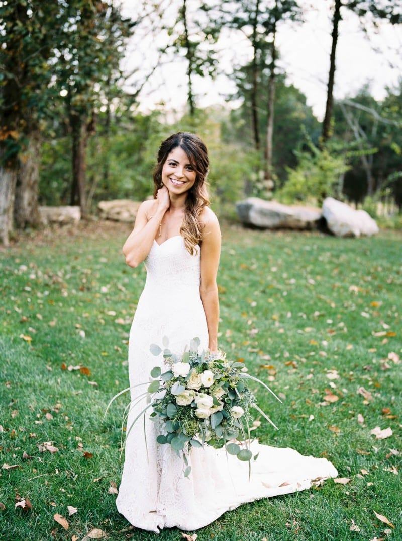 Downtown Franklin Tn >> Enchanted Florist | Classic Green and White Lush | Real ...