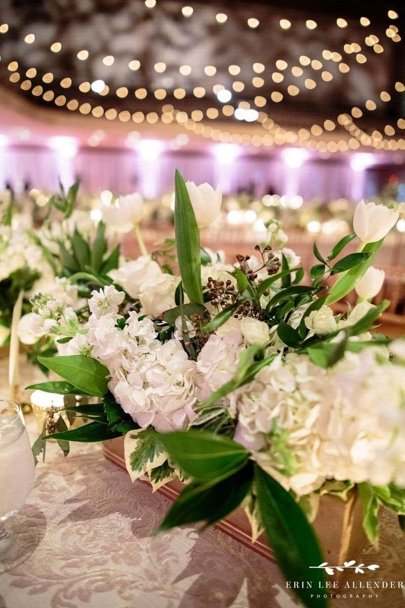 Enchanted Florist White Wedding Flowers