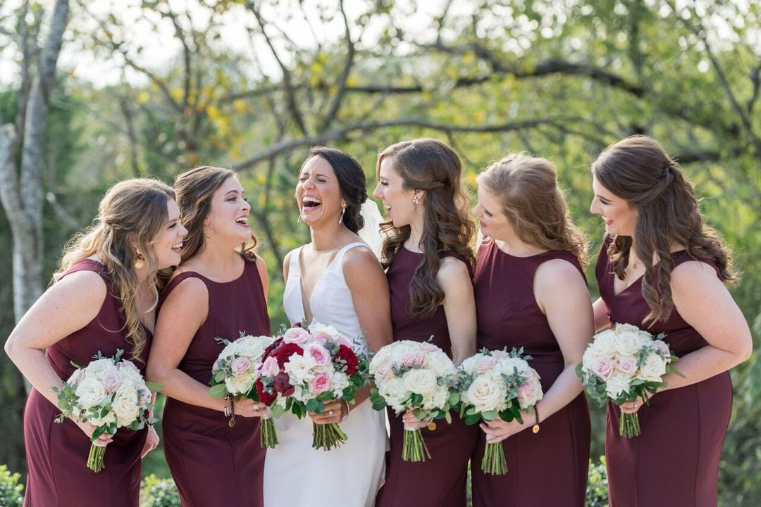Real Enchanted Garden Wedding Kelly Steve: Classic Romance At Graystone Quarry