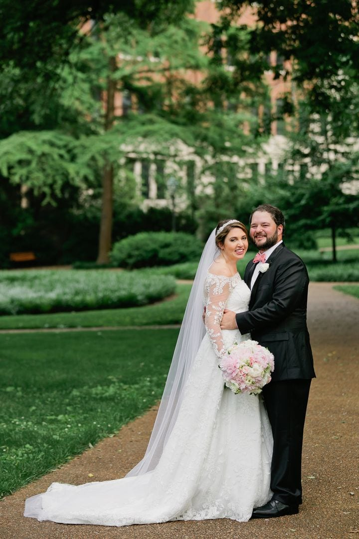5477e5e916d Upscale Southern Wedding