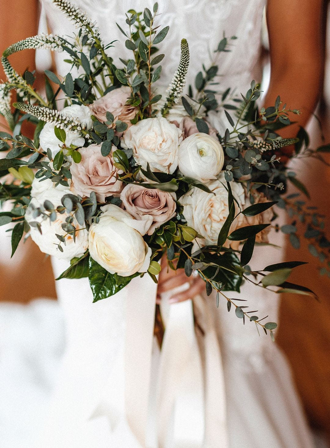 Romantic Ivory And White Wedding Cannery Ballroom Enchanted Florist
