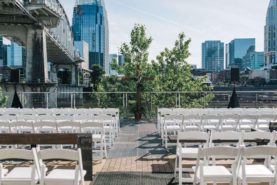 wedding in downtown nashville